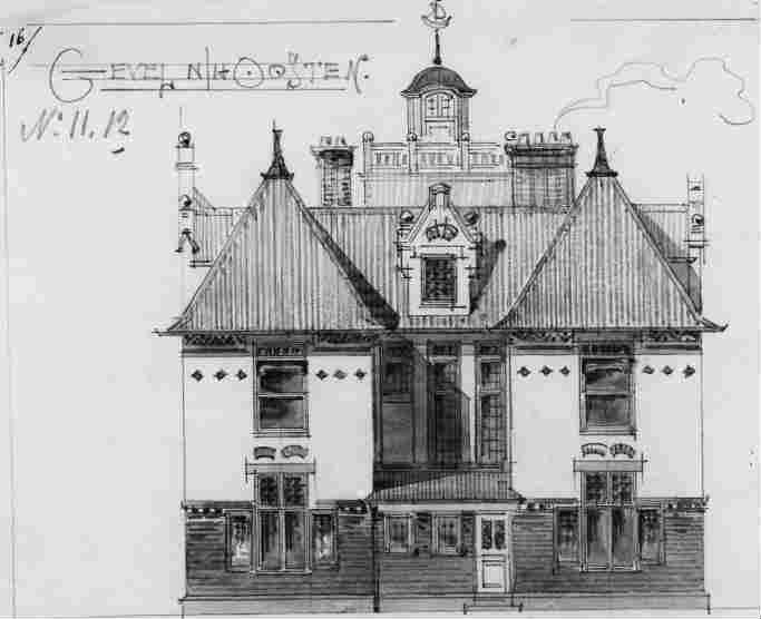 Palestrinalaan+nr++2+1905+Oostgevel